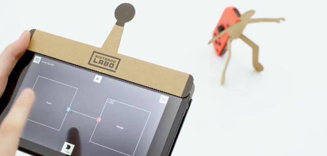 Labo could be the next big thing from Nintendo