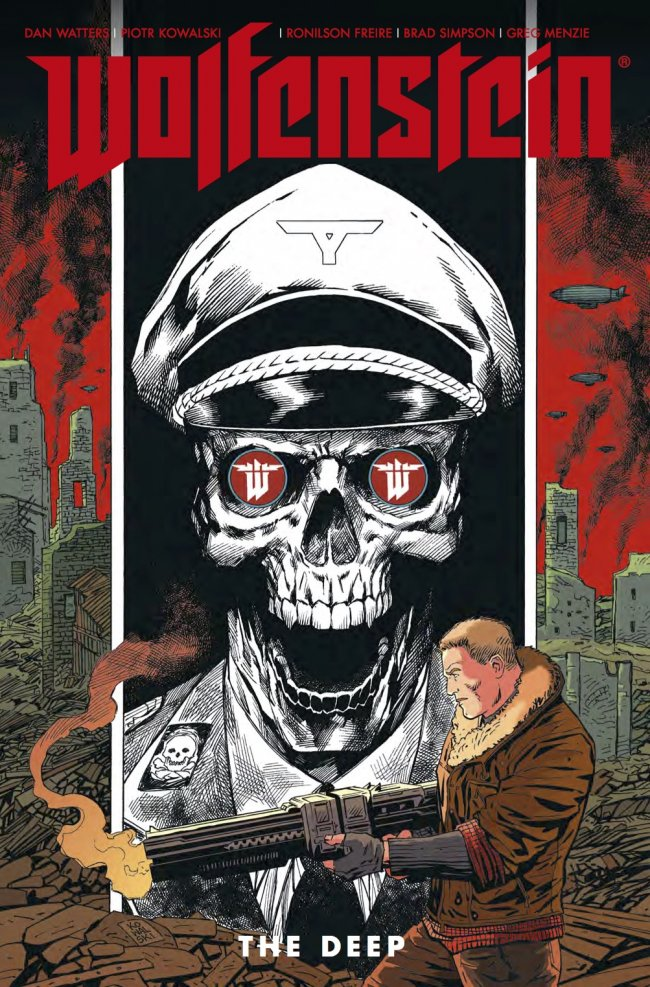 Wolfenstein: Volume 1 graphic novel arriving December 19