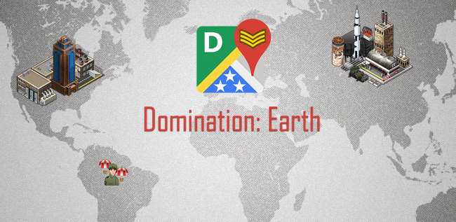 Domination Earth is available right now