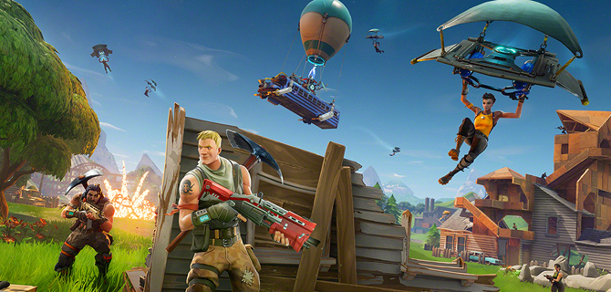 Fortnite: Battle Royale - Top tips for surviving the new map