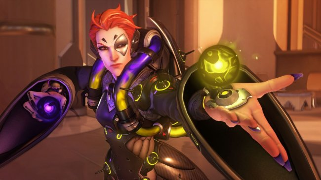 Overwatch: Moira and Blizzard World Hands-On
