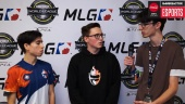 CWL Anaheim 2017 - Hector 'What The Heck' Crespo and Remington 'Remy' Ihringer Interview