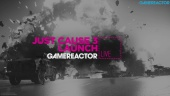 Just Cause 3 Launch Event - Livestream Replay Part 1