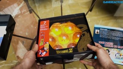 Dragon Ball FighterZ - Press Kit Unboxing