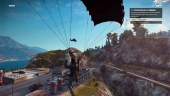 Just Cause 3 - Free roam crazy action gameplay on Xbox One Part I
