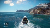 Just Cause 3 - Free roam crazy action gameplay on Xbox One Part II